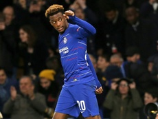 Hudson-Odoi's team mate has confirmed the youngster's interest in leaving. AFP