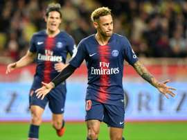 Neymar wants to mentor. AFP