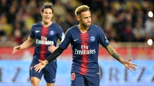 Neymar wants to mentor. AFP