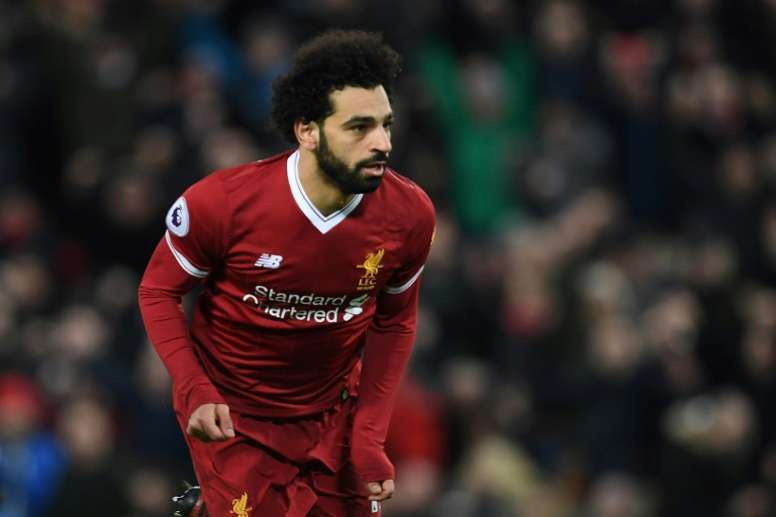 Salah wins CAF Player of the Year. AFP