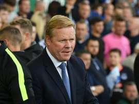 El técnico también tuvo reproches para McCarthy. AFP