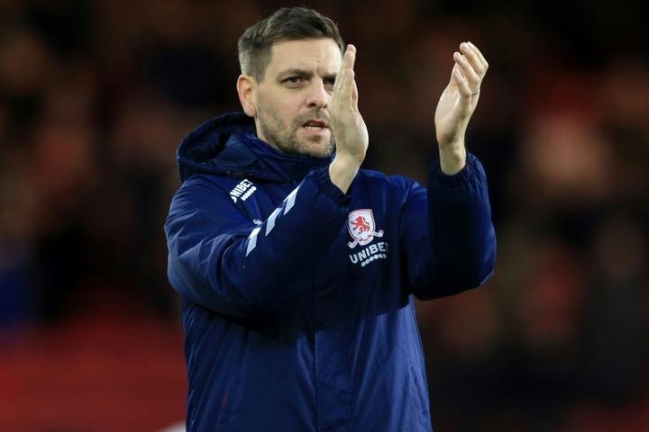 Woodgate deixa de ser treinador do Bournemouth. AFP