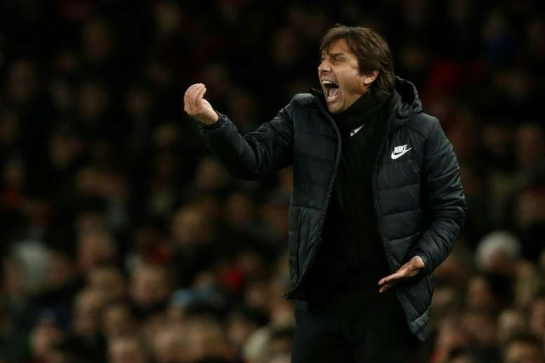 Chelsea frustrated. AFP