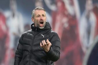 El Borussia estrenó su pretemporada con un cómodo triunfo. AFP/Archivo