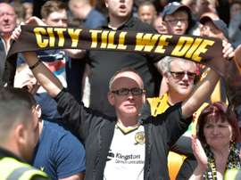 Hull City fans could have a say in how the club is run. AFP