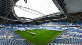 Catar inaugurará tres estadios del Mundial para la Champions asiática. AFP