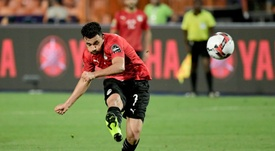 Egypt beat Togo 3-0 as Mali and Tunisia qualified for the Africa Cup of Nations. AFP