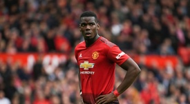 Pogba has admitted he wants to leave Man Utd. AFP