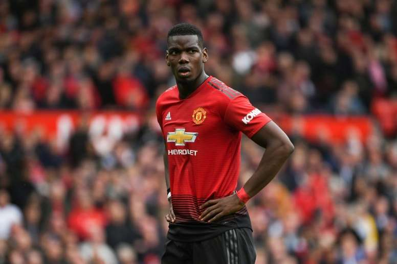 Daily Mail': Pogba skipped travel to force exit - BeSoccer