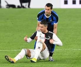 La FIGC proroga la chiusura della Serie A. AFP