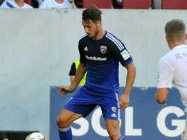 Mathew Leckie suena para reforzar al Köln la próxima temporada. AFP/Archivo