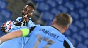 O protegido de Drogba que largou a aposentadoria para brilhar na Champions. AFP