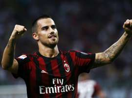 Suso rescued his side. AFP