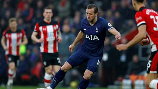 Harry Kane does not want the season going into July. AFP