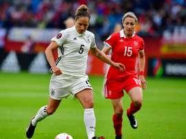 Germany, Sweden into women's Euro quarter-finals