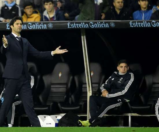 Santiago Solari appointed Real Madrid manager on permanent contract. AFP
