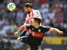 A Bundesliga 2017/18 está a chegar ao fim. Goal