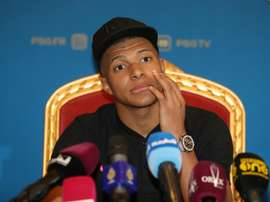 Mbappe has expressed caution ahead of United clash. GOAL