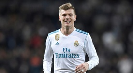 Kroos es el motor del Real Madrid. AFP