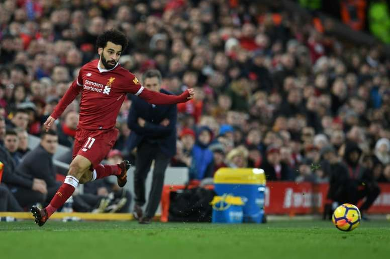 Salah goes from Chelsea flop to African king