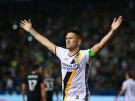 Robbie Keane podría jugar en Australia tras su aventura en Estados Unidos. EFE/Archivo