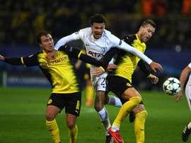 Yarmolenko signed for West Ham on Wednesday. AFP