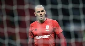 Valdés se despediu da vida pública. AFP