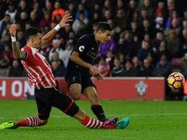 Fonte podría acabar en el West Ham. AFP