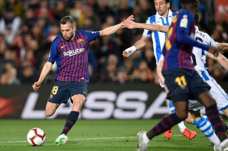 El Barça podría ser campeón entre semana. EFE