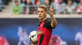 Freiburg stun Leverkusen in hunt for Euro berth