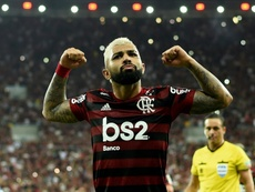 Libertadores hero Barbosa signs permanent deal with Flamengo. AFP