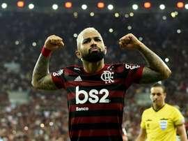 Libertadores hero Barbosa signs permanent deal with Flamengo. AFP