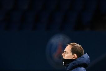 Tuchel y un detalle reseñable para su limpiadora de París. AFP