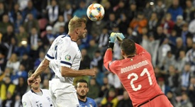 Keeper rivalry heats up as Italy close in on Euro 2020.