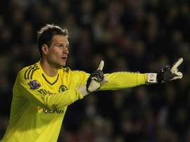 Asmir Begovic, goalkeeper, will play for Bournemouth.AFP