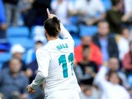 O Real bateu o Leganés, em casa, por 2-1. AFP
