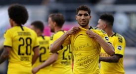 Hakimi vicinissimo all'Inter. AFP