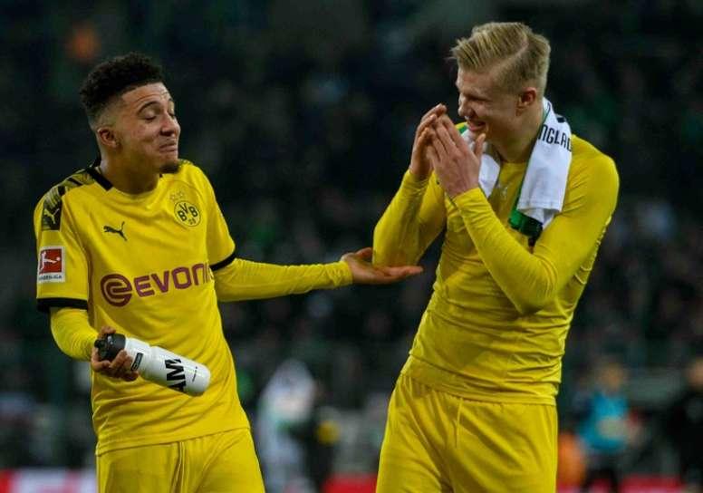 Anche il Bayern su Sancho. AFP