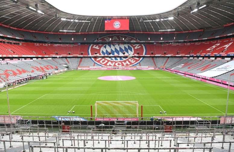 Bundesliga, a maior liga de todas. AFP