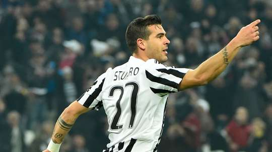 Sturaro has been capped 4 times by Italy. AFP