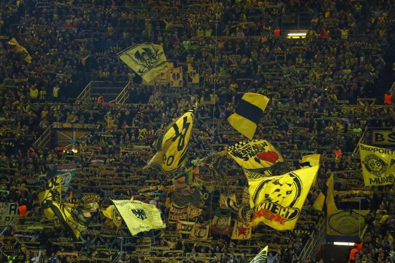Dortmund fans to boycott Monday night kick-off