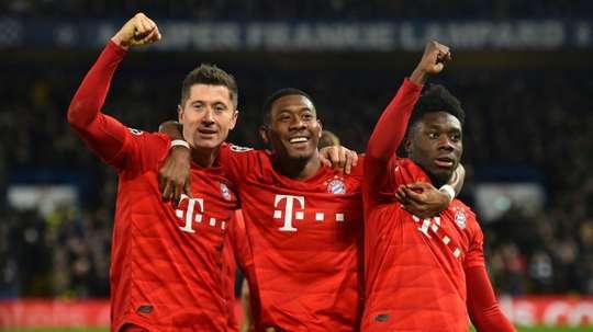 Les prolongations à venir au Bayern après Müller. AFP