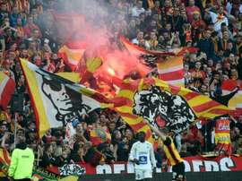 Atletico Madrid to sell stake in Lens. AFP