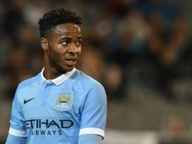 Raheem Stirling of Manchester City denies saying he was too tired to play for England