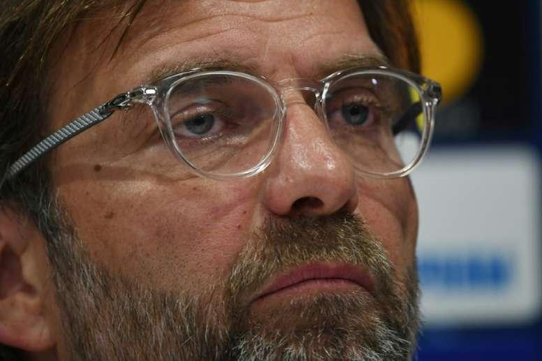 Klopp écarte Sergio Ramos. AFP