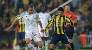 Ozan Tufan could move to the Premier League. AFP