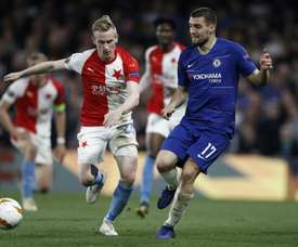 Chelsea don't want Kovacic to be part of the Hazard deal. AFP
