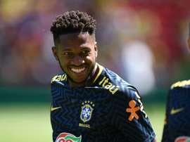 El portugués apostaría por Matic y Ander Herrera. AFP