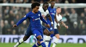 Chelsea s'impose face à Tottenham. GOAL