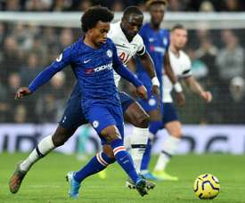 Lampard out-wits Mourinho but racism mars Chelsea's win. AFP